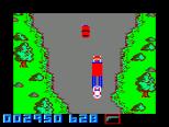 Spy Hunter Amstrad CPC 38