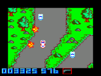 Spy Hunter Amstrad CPC 39