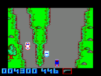 Spy Hunter Amstrad CPC 40