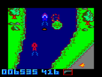 Spy Hunter Amstrad CPC 41