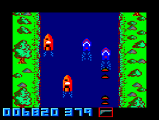 Spy Hunter Amstrad CPC 42