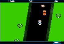 Spy Hunter Apple II 07