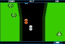 Spy Hunter Apple II 08