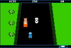 Spy Hunter Apple II 10