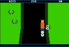 Spy Hunter Apple II 11