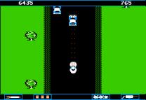 Spy Hunter Apple II 19