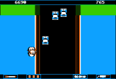 Spy Hunter Apple II 22