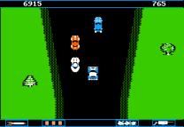Spy Hunter Apple II 24