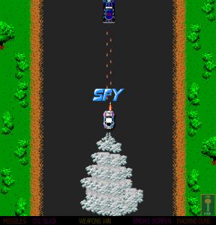 Spy Hunter Arcade 01