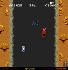 Spy Hunter Arcade 10