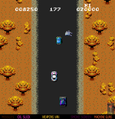 Spy Hunter Arcade 11