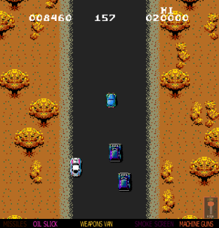 Spy Hunter Arcade 12
