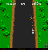 Spy Hunter Arcade 17
