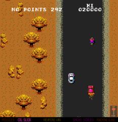 Spy Hunter Arcade 21