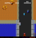 Spy Hunter Arcade 26