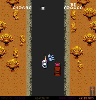 Spy Hunter Arcade 31