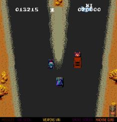 Spy Hunter Arcade 32