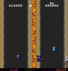 Spy Hunter Arcade 33