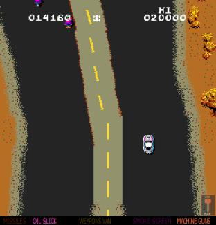 Spy Hunter Arcade 34