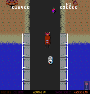Spy Hunter Arcade 42