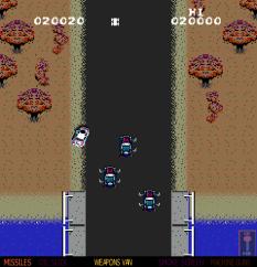 Spy Hunter Arcade 44