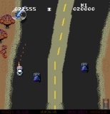 Spy Hunter Arcade 48