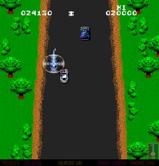 Spy Hunter Arcade 53
