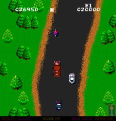 Spy Hunter Arcade 54