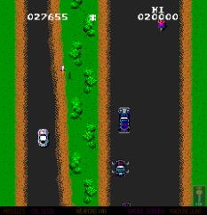 Spy Hunter Arcade 55