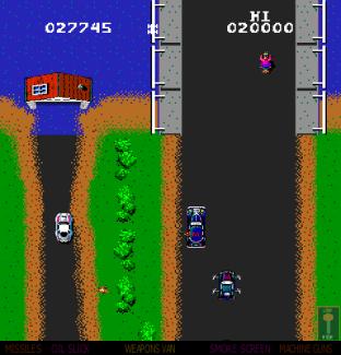 Spy Hunter Arcade 56