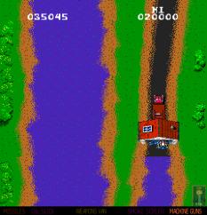 Spy Hunter Arcade 66