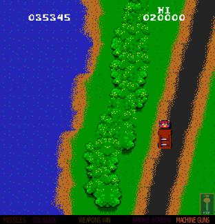 Spy Hunter Arcade 67