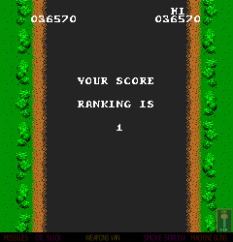 Spy Hunter Arcade 73