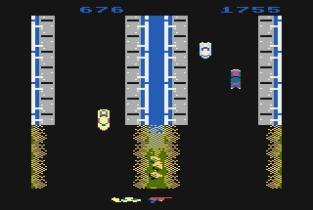 Spy Hunter Atari 800 09