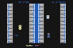 Spy Hunter Atari 800 10