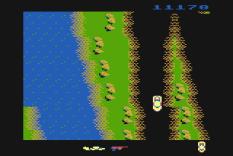 Spy Hunter Atari 800 21