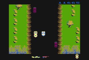 Spy Hunter Atari 800 23