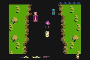 Spy Hunter Atari 800 31