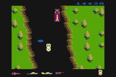 Spy Hunter Atari 800 32