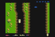 Spy Hunter Atari 800 33