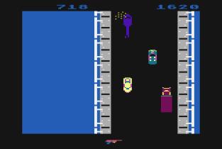 Spy Hunter Atari 800 42