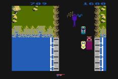 Spy Hunter Atari 800 43