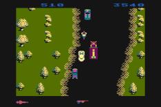 Spy Hunter Atari 800 44