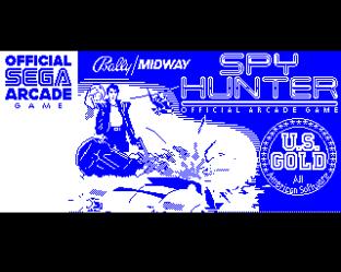 Spy Hunter BBC Micro 01