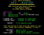 Spy Hunter BBC Micro 02