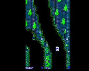 Spy Hunter BBC Micro 09
