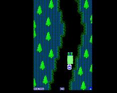 Spy Hunter BBC Micro 10