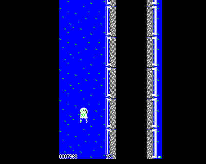 Spy Hunter BBC Micro 12
