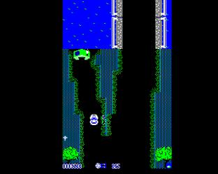 Spy Hunter BBC Micro 20