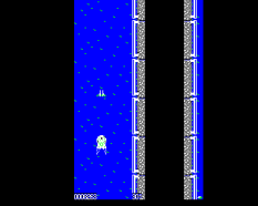 Spy Hunter BBC Micro 21
